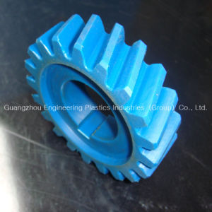 Blue Nylon6 Gear with Vibration-Absorption pictures & photos
