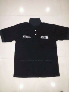 Standard Chartered Bank Anniversary Gift Polo Shirt pictures & photos