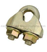 Galv. Malleable Wire Rope Clip DIN1142