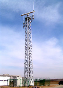 Angular Steel Torch Tower (MGS-ATT007) pictures & photos