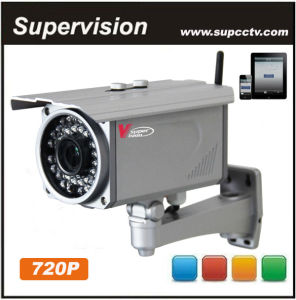 Supervision Verifocal 2.8-12mm Lens WDR HD Bullet Security IP Camera Support Onvif Protocol and Poe (SV-MIP340)