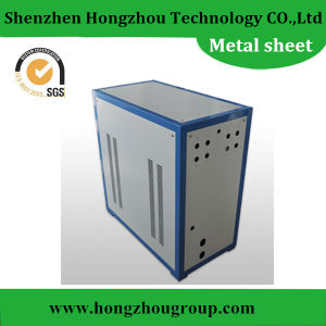 Shenzhen Manufacturer Sheet Metal Enclosures for Electronics pictures & photos