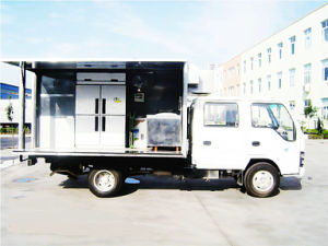 China Isuzu Mobile Kitchen Truck Sale - China Isuzu Catering Truck ...