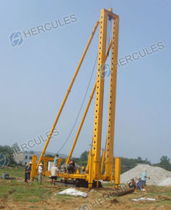 Compaction-Expansion Pile Driver Simple machine High Efficiency pictures & photos