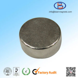 High Quality Sintered NdFeB Magnet Disc for Speakers