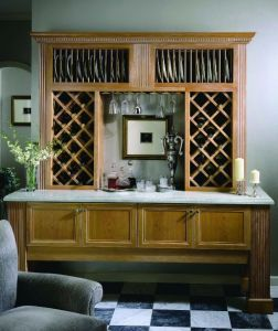 Wine Rack Cabinet Wine Cell Cabinet (WR12-1) pictures & photos