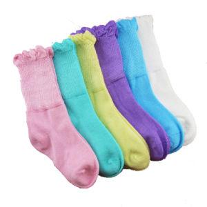 bf10b443c7 China Children Seamless Bamboo Crew Socks (KA003) - China Socks ...