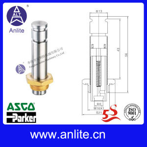 DC Solenoid Coil Plunger