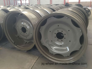 High Quality Wheel Rims for Tractor/Harvest/Machineshop Truck/Irrigation System-15