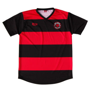 Custom Design Sublimated Soccer Shirts for Youth pictures & photos