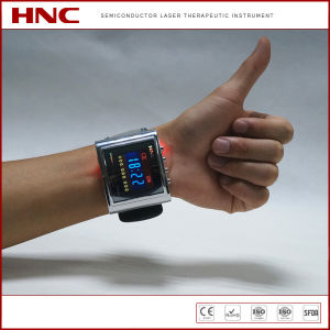 High Blood Pressure 650nm Laser Therapy Device pictures & photos