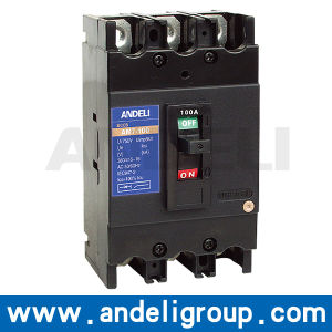 100A MCCB Moulded Case Circuit Breaker (AM7) pictures & photos