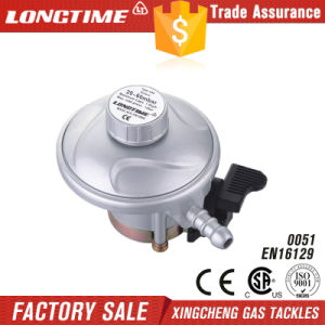 Adjustable Snap on Compact LPG Regulator
