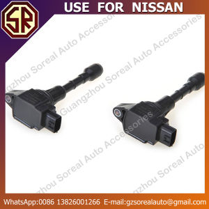 High Quality Car Ignition Coil 22448-Ja00A for Nissan
