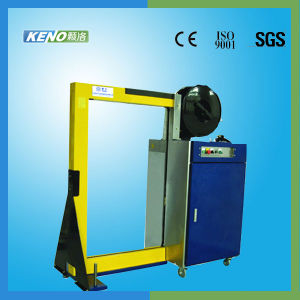Full Automatic Side Strapping Machine (KENO-S105) pictures & photos