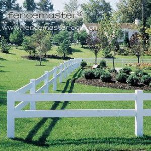 2 Rail Horse Fence / Ranch Fence pictures & photos
