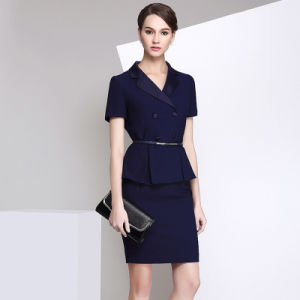 China Lady Office Suit Manufacturers Suppliers Made In