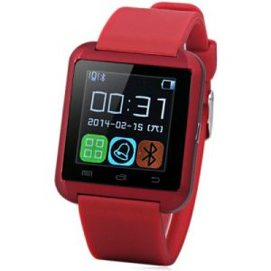 U8s Smart Watch U Watch U8 Plus Bluetooth 4.0 Smart Watch for Compatible Android OS & Ios