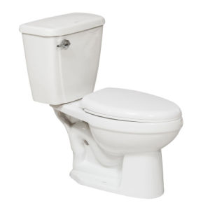 Cupc Water Closet, American Standard Wash Down P Trap Toilet (CB 2036A