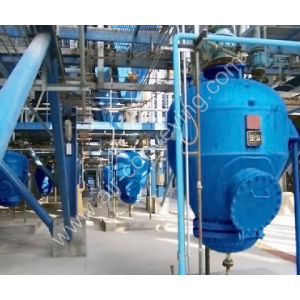 Environment Protection Pneumatic Conveyor for Material Handling with ISO9001