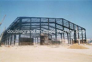 Steel Structure Warehouse/Light Steel Workshop pictures & photos