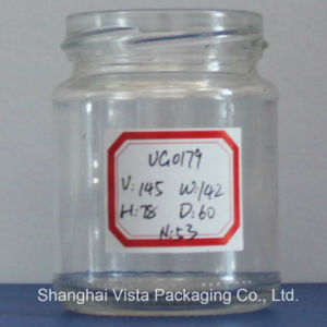 Vista Packing Company Glass Storage Jar pictures & photos