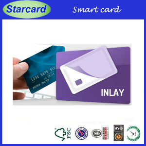 Original Chip Sle5528 Contact IC Card / ID Card