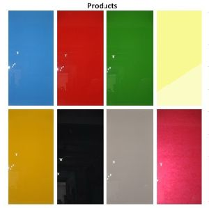 Hot Sale UV MDF Board (for kitchen cabinets) pictures & photos