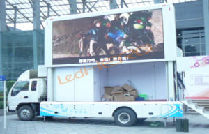 P16 Outdoor LED Display Video Screen Truck LED Screen