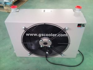 Aluminum Oil Cooler Package for Pump Car (B1014) pictures & photos