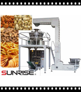 Full Automatic Electronic Scale Granule Food Packing Machine (JP-620S)