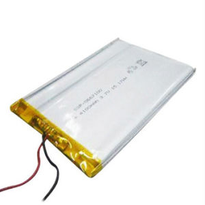 3.7V 4100mAh Rechargeable Lithium Polymer Battery pictures & photos