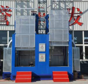 Sc150/150 Stationary, Mobile, Outdoor Buidling Elevator pictures & photos