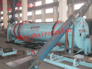 Coal Slime Rotary Dryer (YXMN)