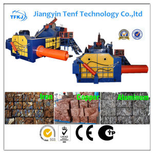 Y81/F-1600 Hydraulic Aluminum Copper Steel Metal Scrap Baling Machine pictures & photos