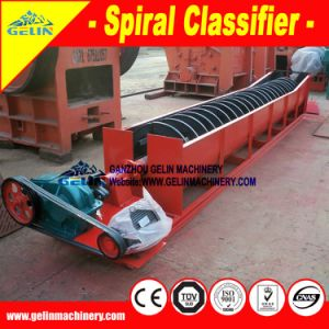 Energy Saving Spiral Classifier for Grading Hematite Ore pictures & photos