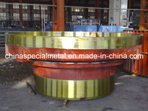 Sand Cast High Hardness Vertical Mill Table