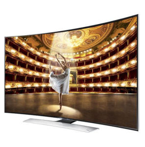 78-Inch 3D 4k Smart LED Uhd Tvs with WiFi
