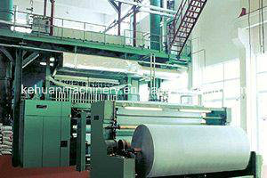 2.4m Single S Type PP Spun Bond Non Woven Machine pictures & photos