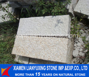 Rusty Yellow Stone Granite Paver