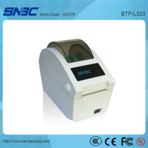 (BTP-L520) 56mm USB with Serial Serial Parallel USB Ethernet WLAN Direct Thermal Label Printer Slim Design