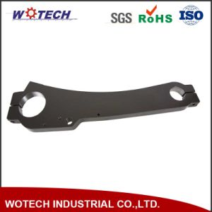 Anodized Aluminum Precision CNC Machining Turning Part
