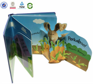 Printing Puzzle, Pop-up Book, 3D Post Card, Craft Clock, Fridge Magnet, Greeting Card (010) pictures & photos