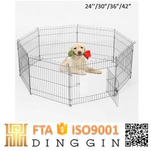 Cheap Wire Mesh Dog Play Pen pictures & photos