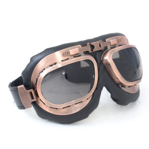 Discount Dust Proof UV 400 off Road Eyewear Harley Goggles pictures & photos