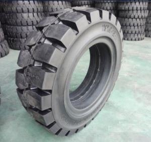 Industrial Tire Bobcat Tire Skid Steer Tire Loader Tire Solid Tire 10-16.5 12-16.5 pictures & photos