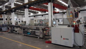 TPE Series Precision Tube/ Pipe Extrusion Line