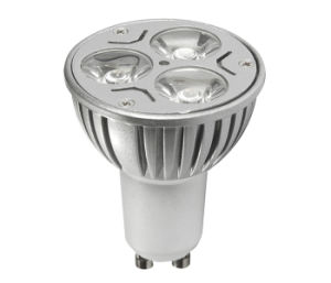 LED Spotlight with CREE LEDs (BL-HP3GU10-04) pictures & photos