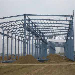Industrial Steel Structure Warehouse for Algeria pictures & photos