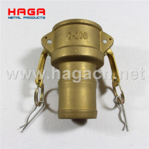 Brass Camlock Coupling in Type C pictures & photos